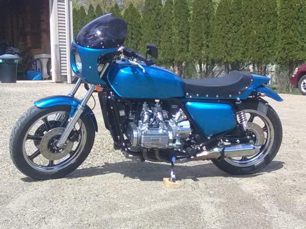 1975 Honda GL1000 Randakks Cycle Shakk Bike Gallery 4