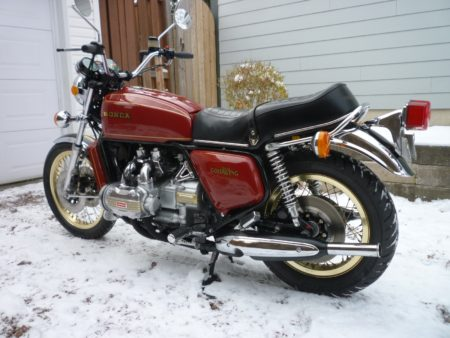 1976 Honda GL1000 David