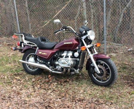1984 Honda GL1200 Goldwing