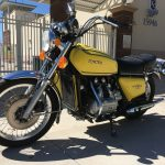 Honda GL1000 Goldwing 1976 Dick C