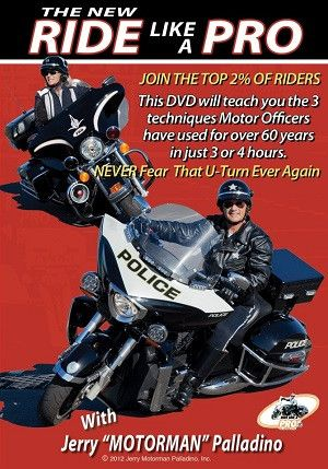 Ride Like A Pro DVD