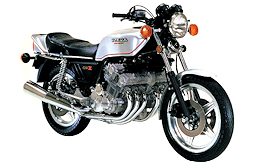 Honda CBX Sixes