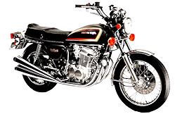 Honda CB350-750 SOHC Fours