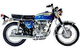 Honda CB Twin 250cc-500cc