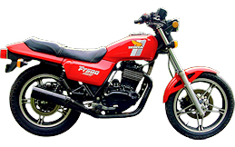 Honda FT500 Ascot Single