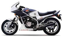 Honda VF V-Four 500cc-1100cc