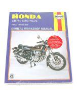 Manual CB750 sohc Four (69 79)