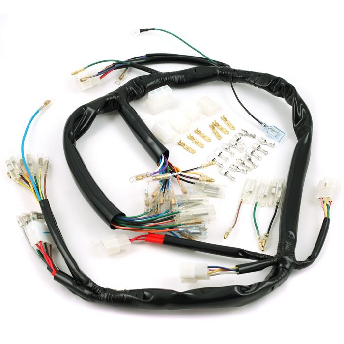 XSCharge Main Wiring Harness for Honda CB360, CL360, & CB250 | Honda  Motorcycle Parts | RandakksRandakk's Cycle Shakk