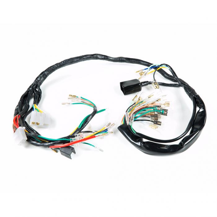 Main Wiring Harness CB750Randakk's Cycle Shakk
