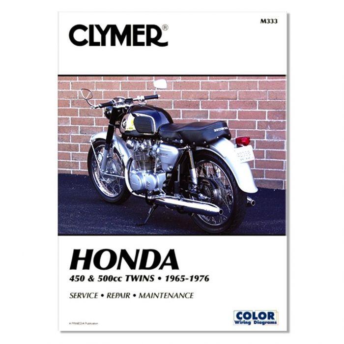 Honda CB450, CL450, & CB500T Repair Manual (1965-1976) | Honda Motorcycle  Parts | RandakksRandakk's Cycle Shakk