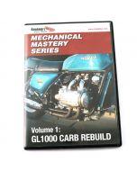 Honda GL1000 Carb Rebuild Video