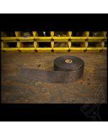 "DEi Black Fiberglass Exhaust/Header Wrap - (2"" Wide x 15' Roll)"