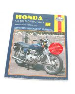 Manual CB400 & CB550 Fours (73 77)