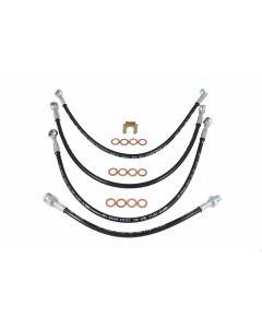 Stainless Steel Braided Hose - Brake