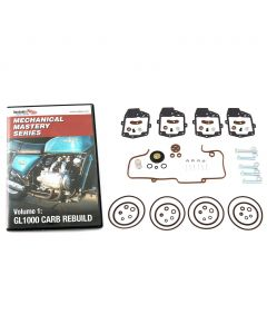 GL1000 Combo Carb Kit with DVD