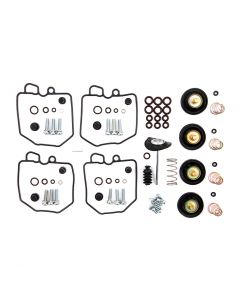 DOHC-4 Master Carb Kit (D Versions)