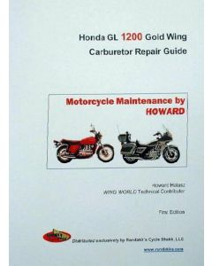 GL1200 Carburetor Repair Guide