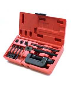 Cam and Drive Chain Breaker and Riveting Tool Kit