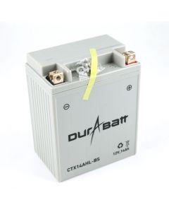 Battery - PTX14AHLBS-FS - AGM