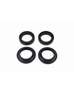 Fork Seal & Wiper Kit - CX500 GL500 CB650 CB750 CBX - XS400
