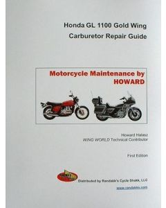 Honda GL1100 Carburetor Repair Guide