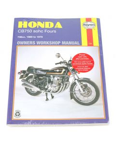 Manual CB750 sohc Four (69 79)