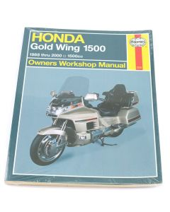 Manual GL1500 Gold Wing \'88-\'00