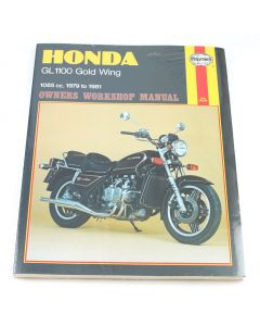 Manual GL1100 Gold Wing (79 81)