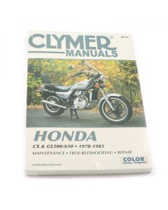 Manual CX & GL500/650 Twins 1978-1983