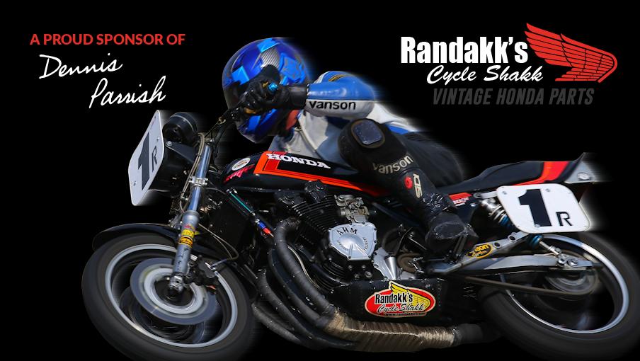 Randakk's Home Page - Vintage Honda Parts