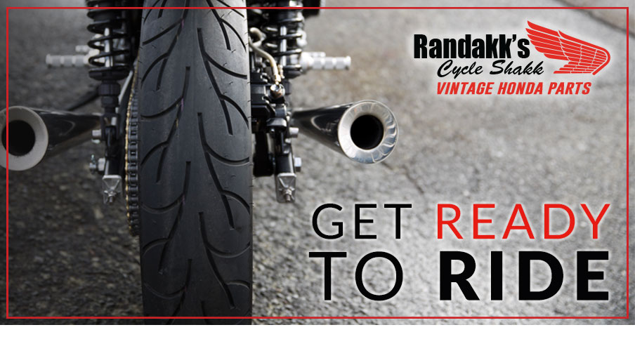Randakk's - Get Ready to Ride