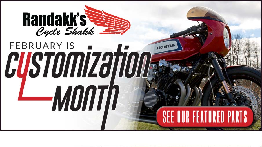 Randakk's Customization Month