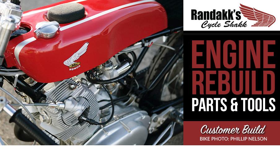 Engine Rebuild & Tools
